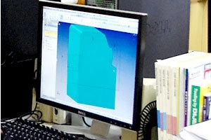 3D-CADで設計